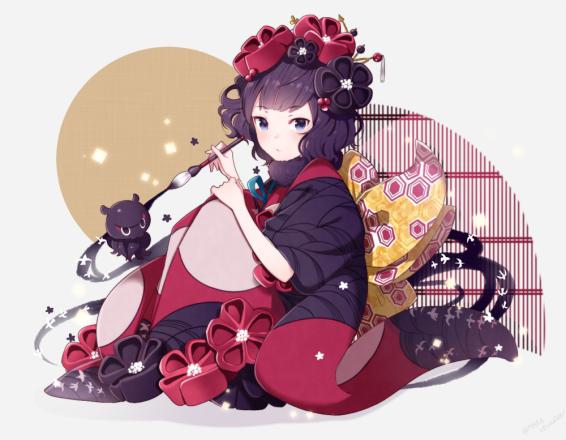 FGO] Profiles và tương tác: Katsushika Hokusai (Foreigner